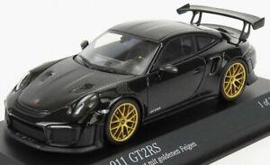 1/43 MINICHAMPS - PORSCHE - 911 991-2 GT2 RS COUPE WEISSACH PACKAGE 410067291