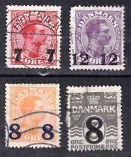 Denmark 1921/6 Ovpt's Gu