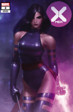 X-MEN #2 JEEHYUNG LEE PSYLOCKE TRADE DRESS VARIANT LIMITED TO 3000