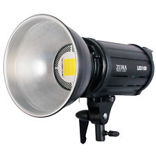LED 100W Photo Studio Video Light CRI 95 10000 Lumens w/ Dimmer, Umbrella Holder