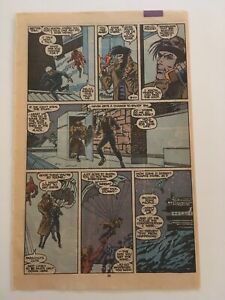 Uncanny X-Men 266 - page 23/24 only - 1st Appearance GAMBIT - Coverless