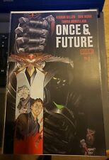 Once and Future Number 1 First Printing HTF!!!!