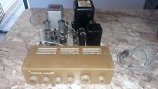 Vintage Acrosound Type To-300 Ultra-Linear Transformerand Healthkit Amplifer