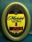 SWEET 2005 MICHELOB ULTRA BEER SIGN DIGITAL CLOCK ANHEUSER-BUSCH ST. LOUIS MO.