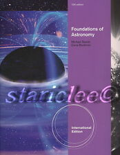 NEW 3 Days to US / CA Foundations of Astronomy 11E Seeds Backman 11th Edition