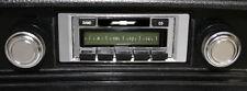 69 70 71 72 Chevelle El Camino Radio Custom Autosound USA-630 USA630 Bluetooth