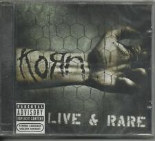KORN - Live & rare (2006) CD
