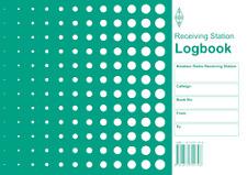 RSGB Receiving Log Book - Simple logging
