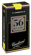 VANDOREN 56 RUE LEPIC Bb CLARINET REEDS 2.5 - 10/BOX