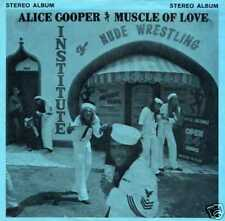 "ALICE COOPER ""MUSCLE OF LOVE EP"" US EP 1973"