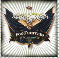 FOO FIGHTERS In Your Honor 2 CD set