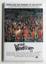 The Warriors FRIDGE MAGNET (2 x 3 inches) movie poster