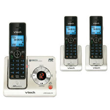 Vtech Dect 6 Cordless Handset Answering System Talking Id Hd Ls6425-3 +3 Ls6405