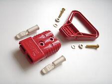 Anderson Connettore sb175 Amp Power & Maniglia, Jump Start Lead Rosso