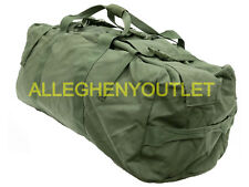 US Military IMPROVED DUFFEL BAG Tactical Foldable Deployment Duffle Luggage EXC