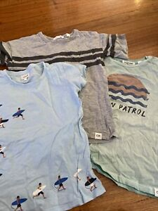 Boys Clothing Bundle Size 8 Seed and Country Road