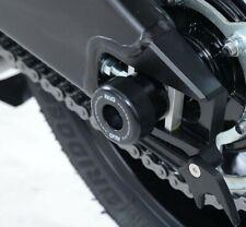 Yamaha YZF R6 2015 R&G Rear Swingarm Protectors SP0078BK Black
