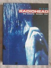 Radiohead: Live At the Astoria, London 27/5/1994 - DVD - 2005 - PAL: 2 - Used