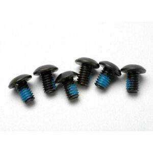 TRAXXAS 3939: Screws, 4x6mm button-head machine TRAXXAS