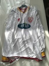 galatasaray champions league match worn/ issued vedat inceefe