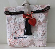 Handbag of Furniture Fabric VanStoel#194