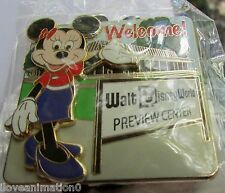 Disney WDW Florida Project Minnie Mouse Welcome Pin