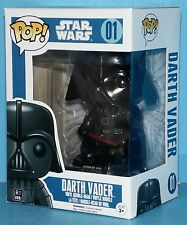 FUNKO MIB # 01 Star Wars DARTH VADER Pop! Vinyl Bobble Head