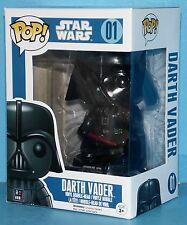 FUNKO MIB # 01 Star Wars DARTH VADER Pop! Vinyl Bobble Head