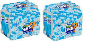 Fanta Zero Sugar What The Fanta Drink 24x 500ml Best Before 31st August 2021