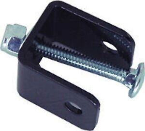 BOAT TRANSOM SAVER BOLT ON BRACKET, CONVERTS ROLLER TYPE TO BOLT ON- SP-402