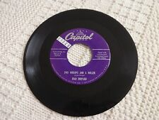 JEAN SHEPARD TWO WHOOPS AND A HOLLER/WHY DID YOU WAIT CAPITOL 2791 M-