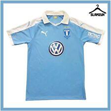 More details for malmo ff football shirt puma medium home soccer jersey allsvenskan 2016 2017 h73