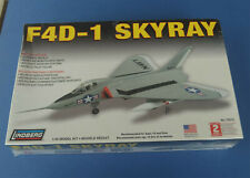 Lindberg 1/48 F4D-1 Skyray US Navy Fighter Model Kit #70212 New Sealed