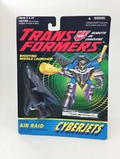 HASBRO STANDARD prototype Transformers G2 Air Raid Cyberjet Factory Sample