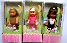 LOTTO 3 SHELLY  BARBIE CLUB AMICI DI PIGIAMA MATTEL