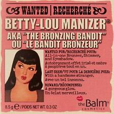 The Balm TheBalm Betty Lou Manizer Bronzing Bronzer Shimmer Eye Shadow