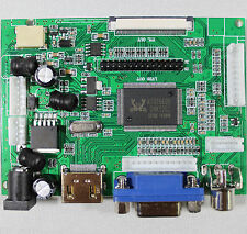 HDMI VGA 2AV  Lcd controller Board VS TY2662 V1 for LCD panel Only driver board