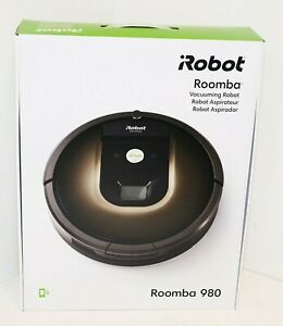 IROBOT ROOMBA 980 WIFI CONNECTED ROBOT VACUUM 980 SERIES R980020 NEW SEALED BOX