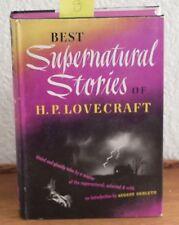 H. P. Lovecraft / Best Supernatural Stories of H P Lovecraft Weird and 1945