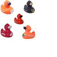 NCAA Vinyl Duck Rubber Duck - Pick Your Team