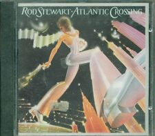 Rod Stewart - Atlantic Crossing 1St Press No Barcode Cd Perfetto