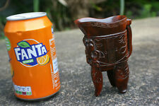 Chinese Hand Carved Wine Cup