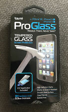 Tzumi ProGlass HD Tempered Glass Screen Protection For Apple IPhone 5s / 5 / SE