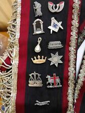 More details for rbp emblem set orange ulster abod royal black