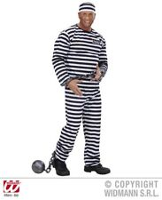 Widmann - Costume da Carcerato in Taglia XL