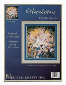 Revelation by Kustom Krafts cross stitch pattern