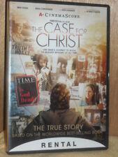 The Case for Christ (DVD, 2017) Erika Christensen, Faye Dunaway