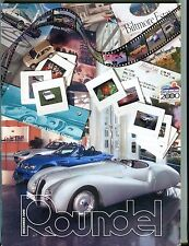 Roundel BMW Enthusiast Magazine December 2000 Oktoberfest EX No ML 051217nonjhe