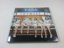 T-ARA [SO GOOD] Album K-POP Idol girl group CD Booklet Sealed New So Crazy TIARA