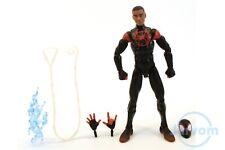 """Marvel Legends 6"""" Inch Target 2Pack Spider-Verse Miles Spider-Man Loose Complete"""